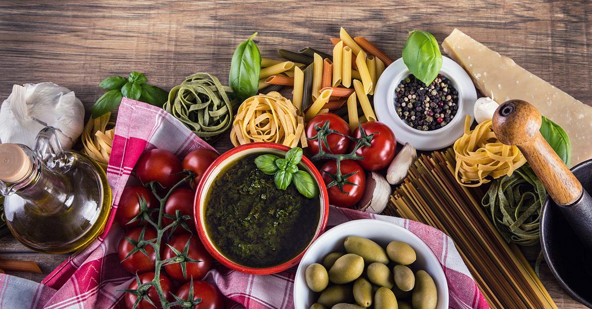mediterranean diet healthiest in the world