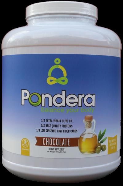 Pondera Wellness 30 Day supply chocolate