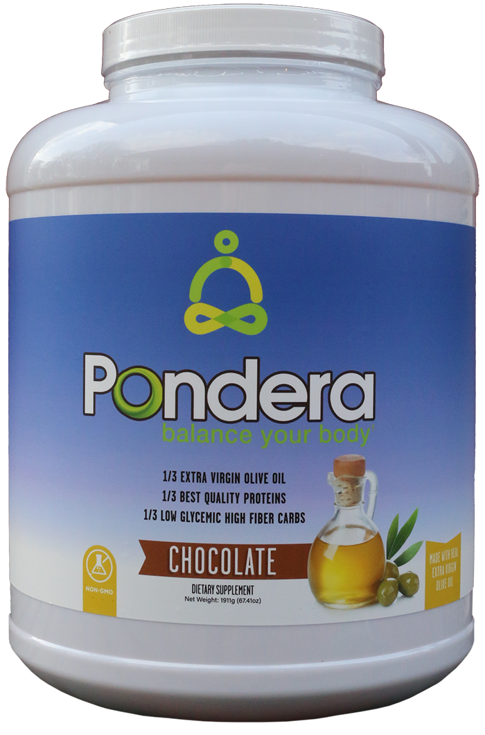 Pondera Wellness 30 Day supply chocolate