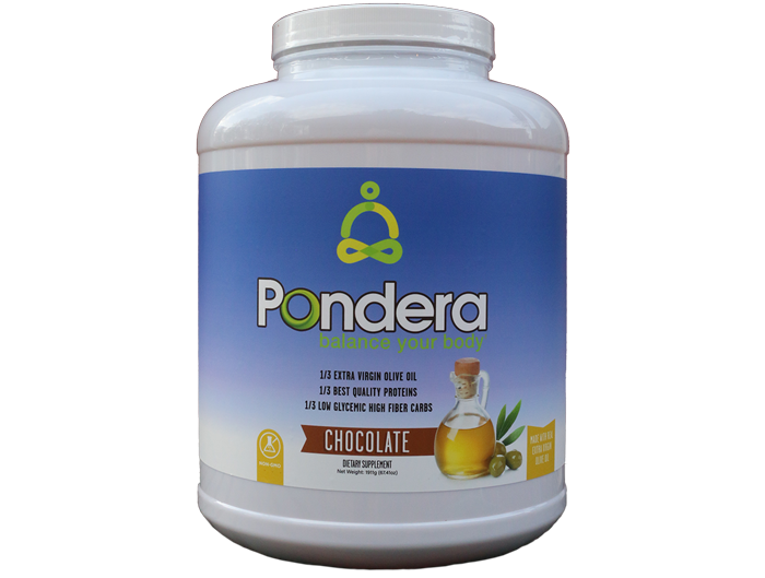 Pondera wellness chocolate